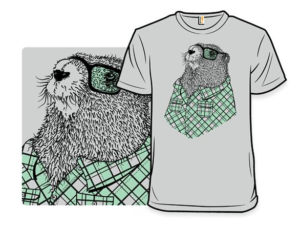 Meet The Woodchuck Remix T Shirt