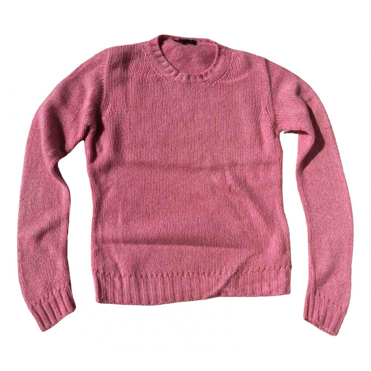 Loro Piana - Pull   pour femme en cachemire - rose