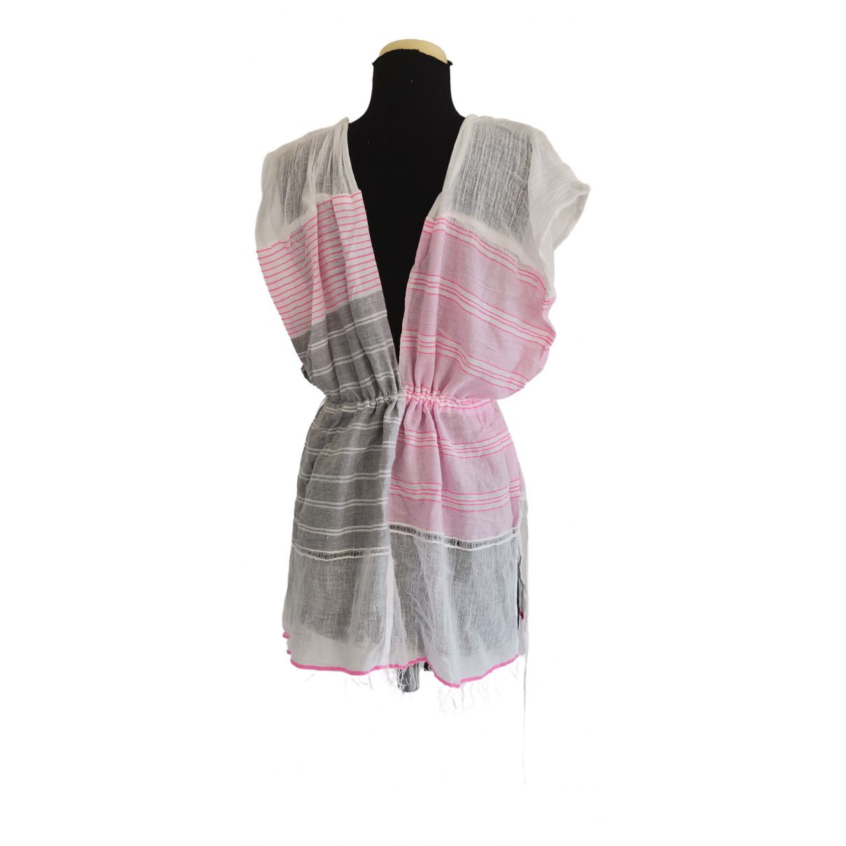 Lemlem \N Pink Cotton Swimwear for Women 36 FR
