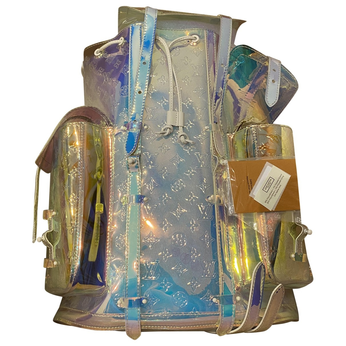 Louis Vuitton Christopher Backpack Metallic bag for Men \N