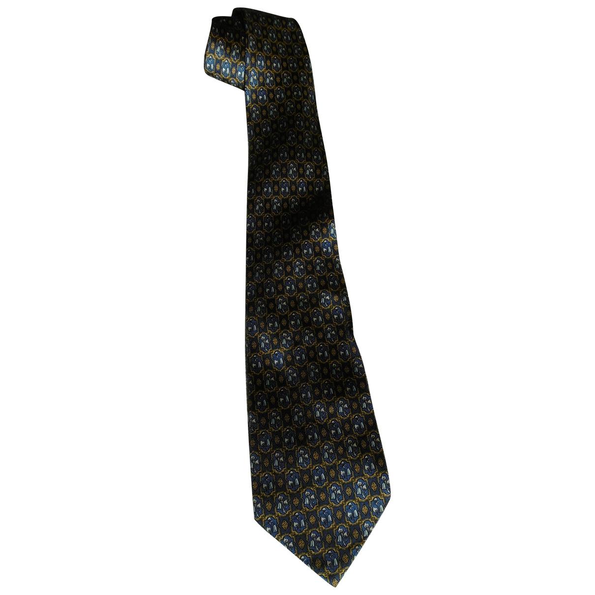 Nina Ricci \N Krawatten in  Blau Seide