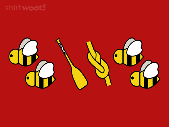 2 Bee Oar Knot 2 Bee T Shirt