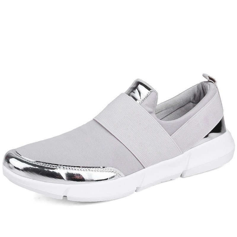 Ericdress Slip-On Low-Cut Upper Round Toe Flat With Sneakers