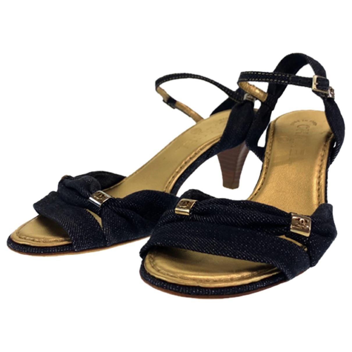 Chanel - Sandales   pour femme