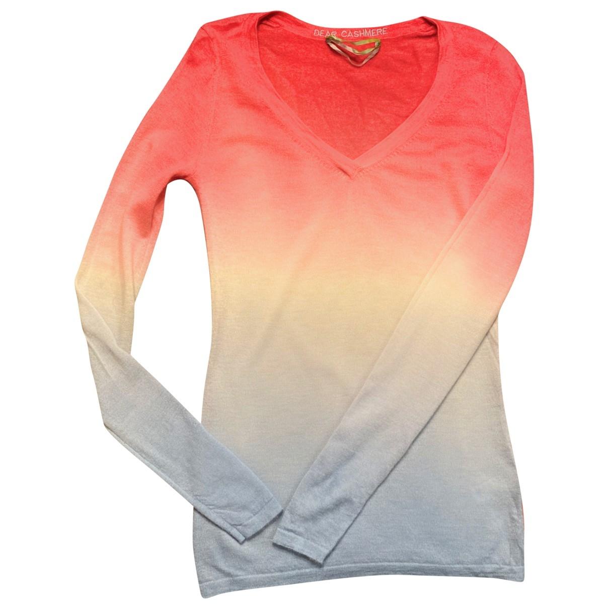 Dear Cashmere \N Multicolour Cashmere Knitwear for Women M International
