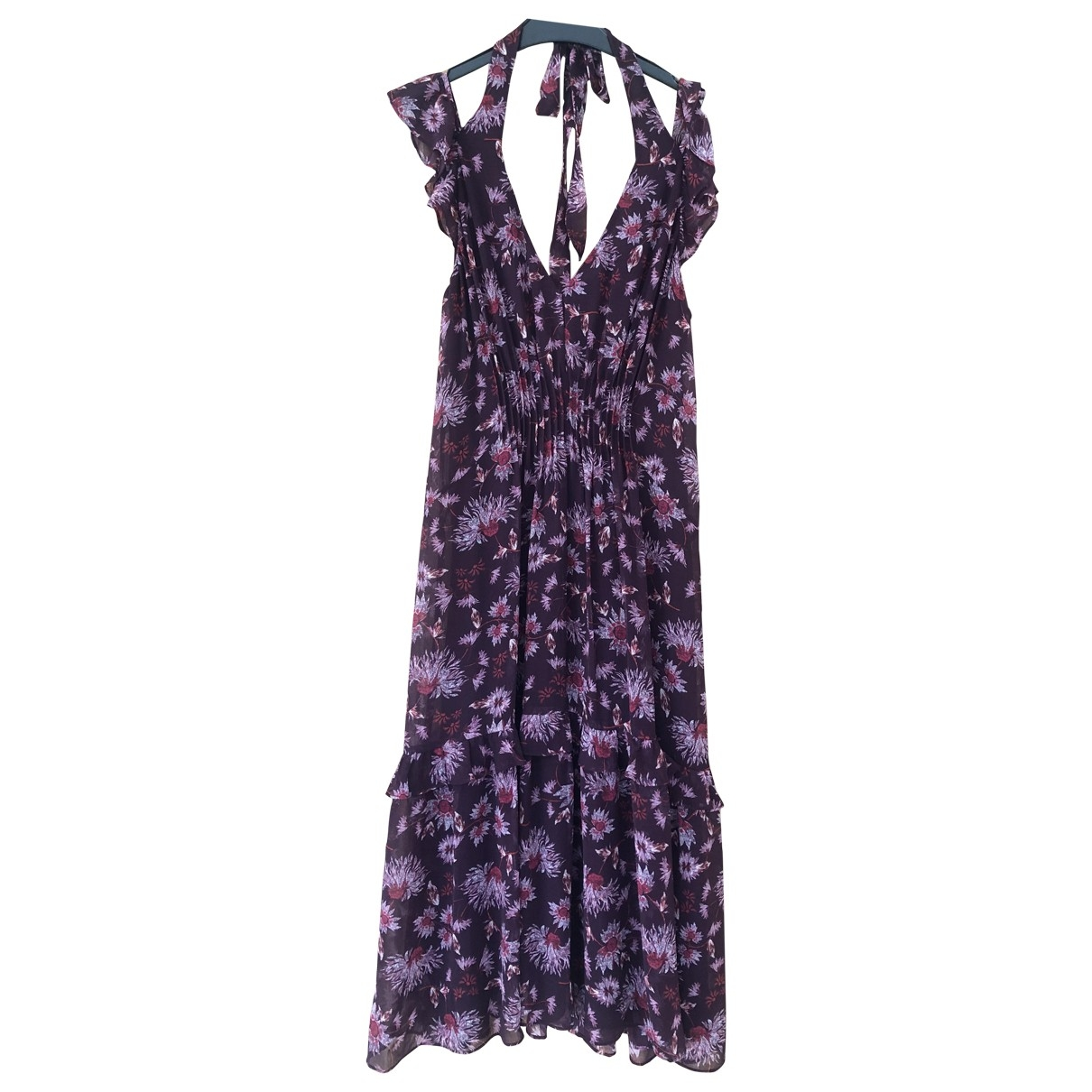 Whistles \N Purple dress for Women 10 UK
