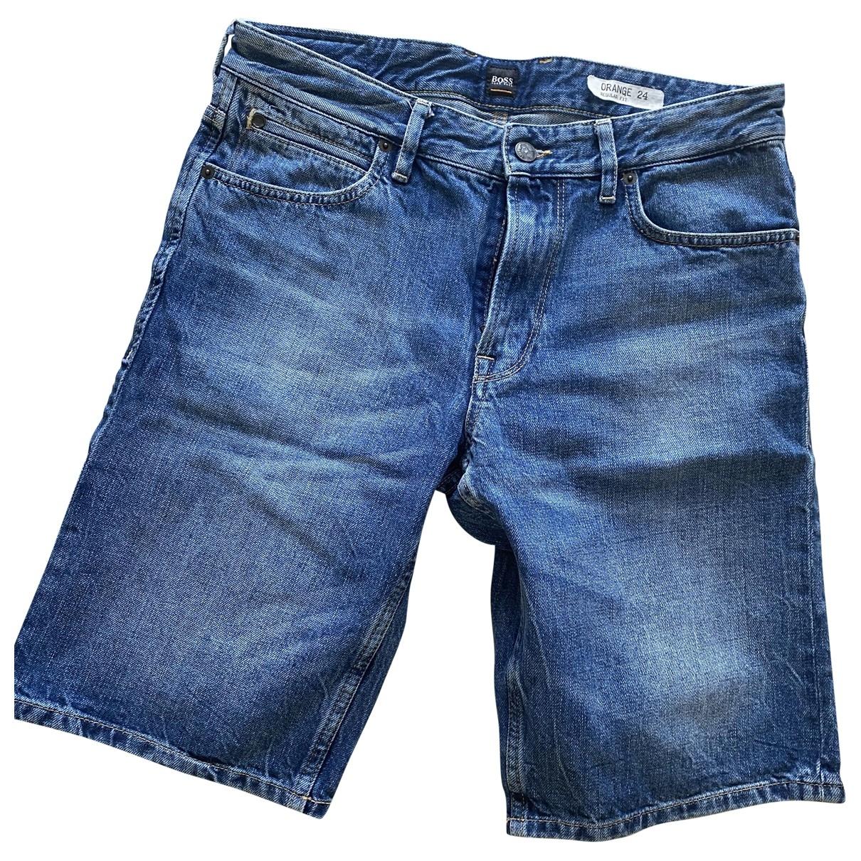 Boss \N Blue Denim - Jeans Trousers for Men 32 UK - US