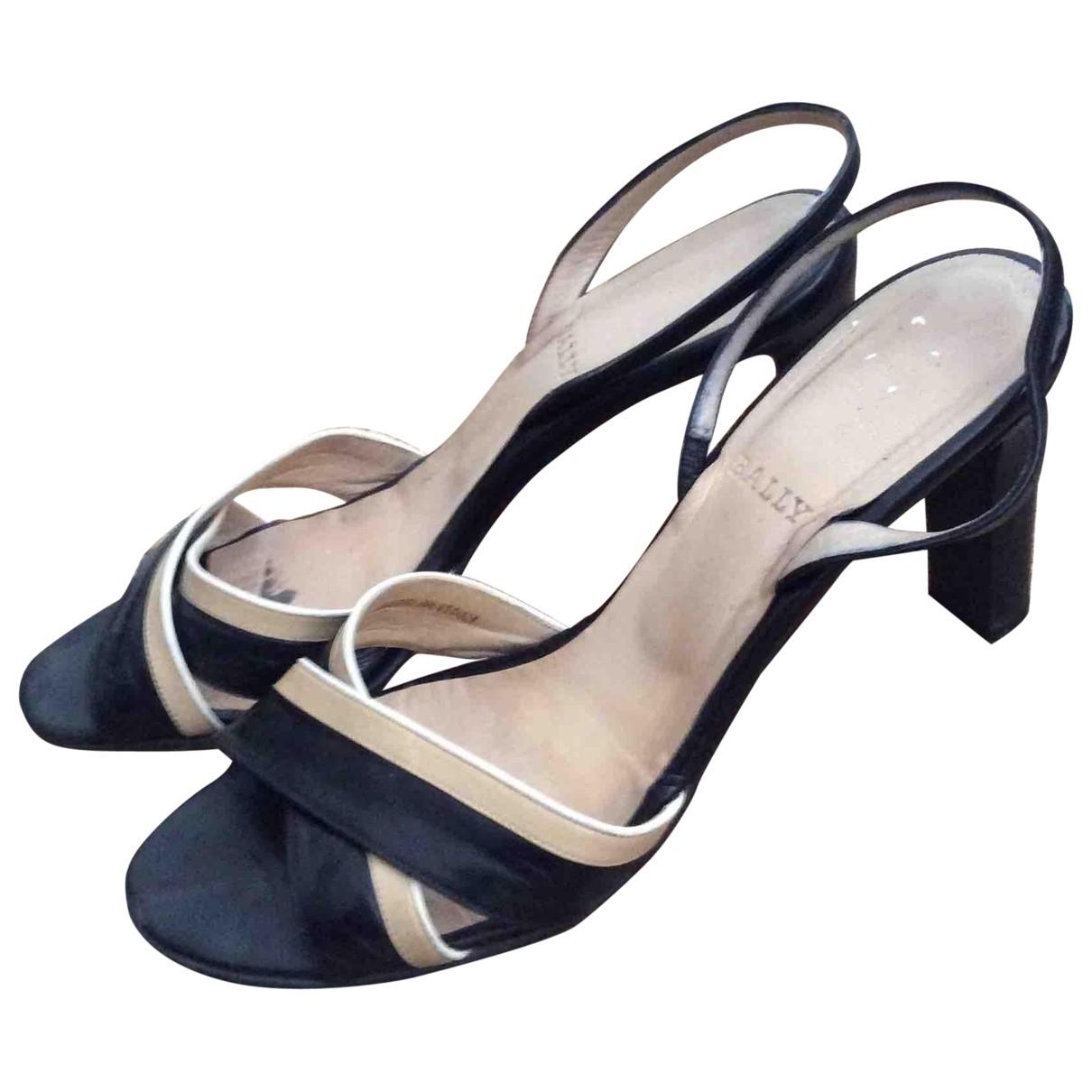 Bally \N Multicolour Leather Sandals for Women 40 EU