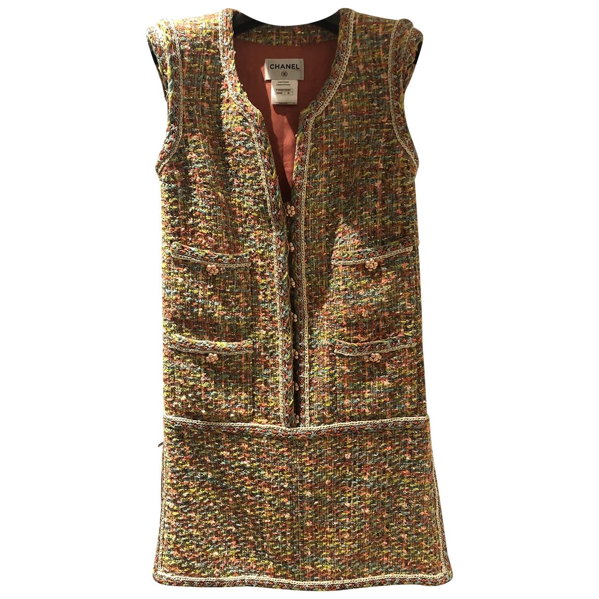 Chanel \N Kleid in Tweed