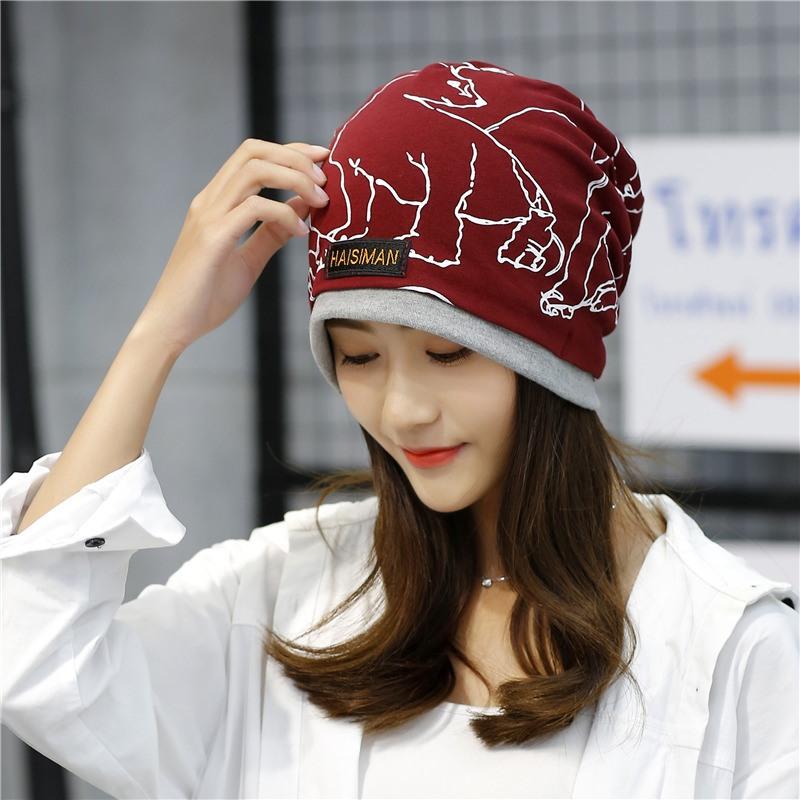 Ericdress Trendy Double Layer Autumn & Winter Women's Hat