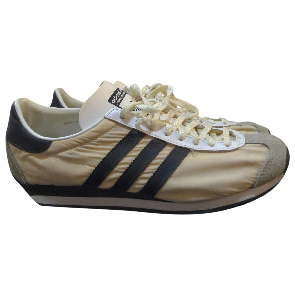 Adidas \N Cloth Trainers for Men 42.5 EU