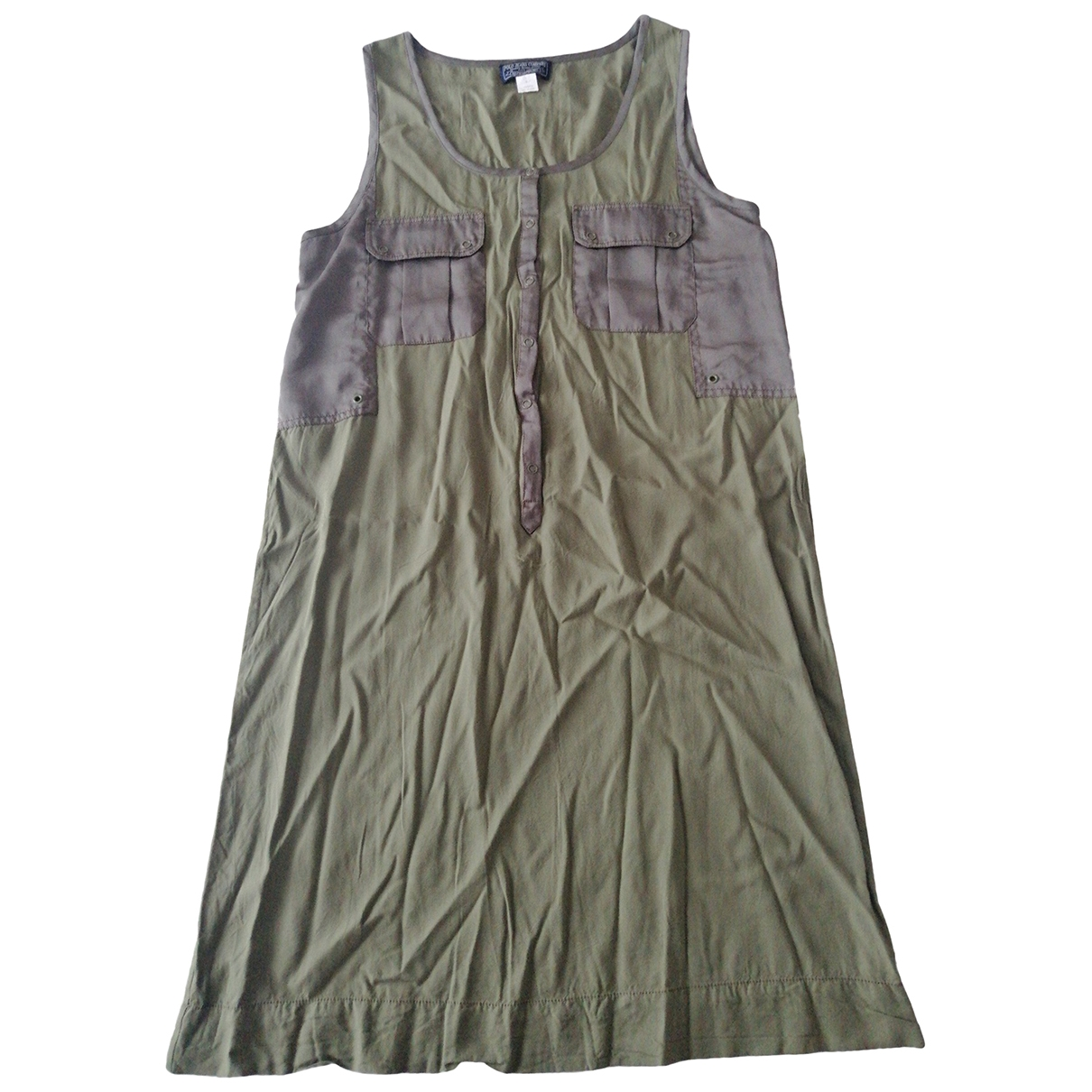 Polo Ralph Lauren \N Green dress for Women S International