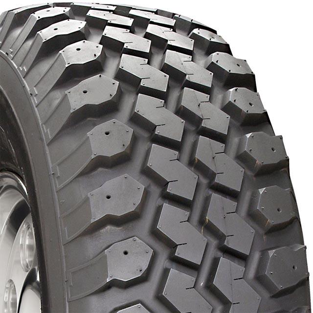 Nankang 22228001 Tire N889 Mudstar Tire 33x12.50R15 LT 108Q C2 OWL