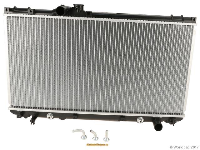 Metrix W0133-1902661 Radiator Lexus IS300 2002-2005