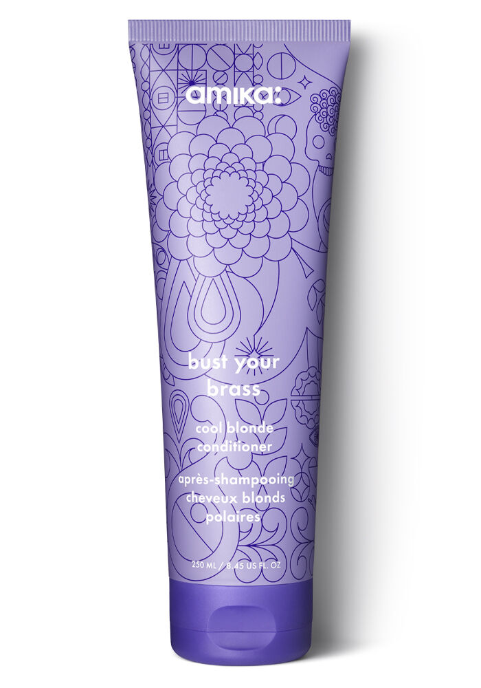 Bust Your Brass Cool Blonde Conditioner - 33.8oz