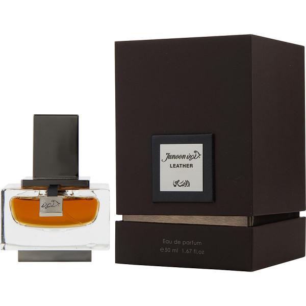 Junoon Leather - Rasasi Eau de Parfum Spray 50 ml