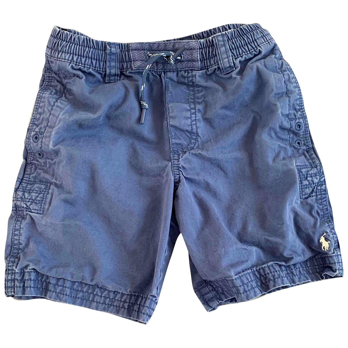 Polo Ralph Lauren \N Blue Cotton Shorts for Kids 6 years - until 45 inches UK