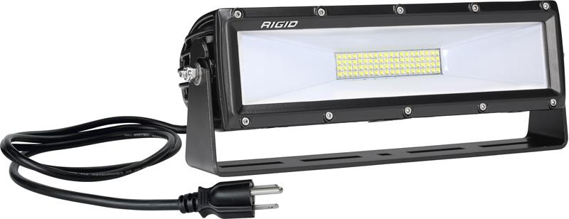2x10 115 Degree AC Power Scene Light 110V White Housing RIGID Industries
