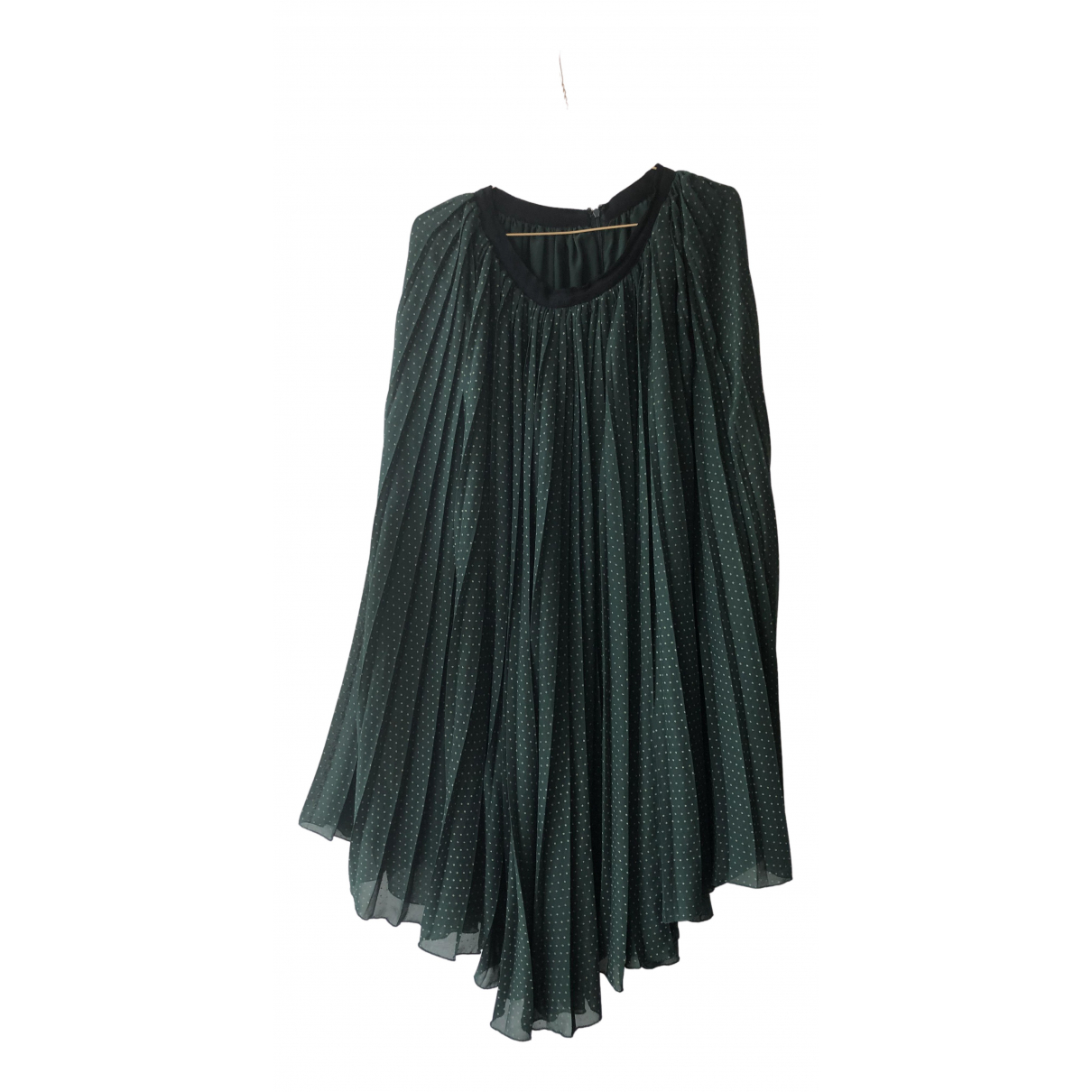 Lequipee Anglaise - Jupe   pour femme - vert