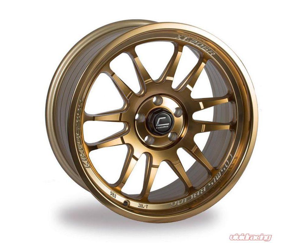 Cosmis Racing XT206R-1890-33-5x114.3-HBR XT-206R Wheel 18x9 5x114.3 +33mm Hyper Bronze