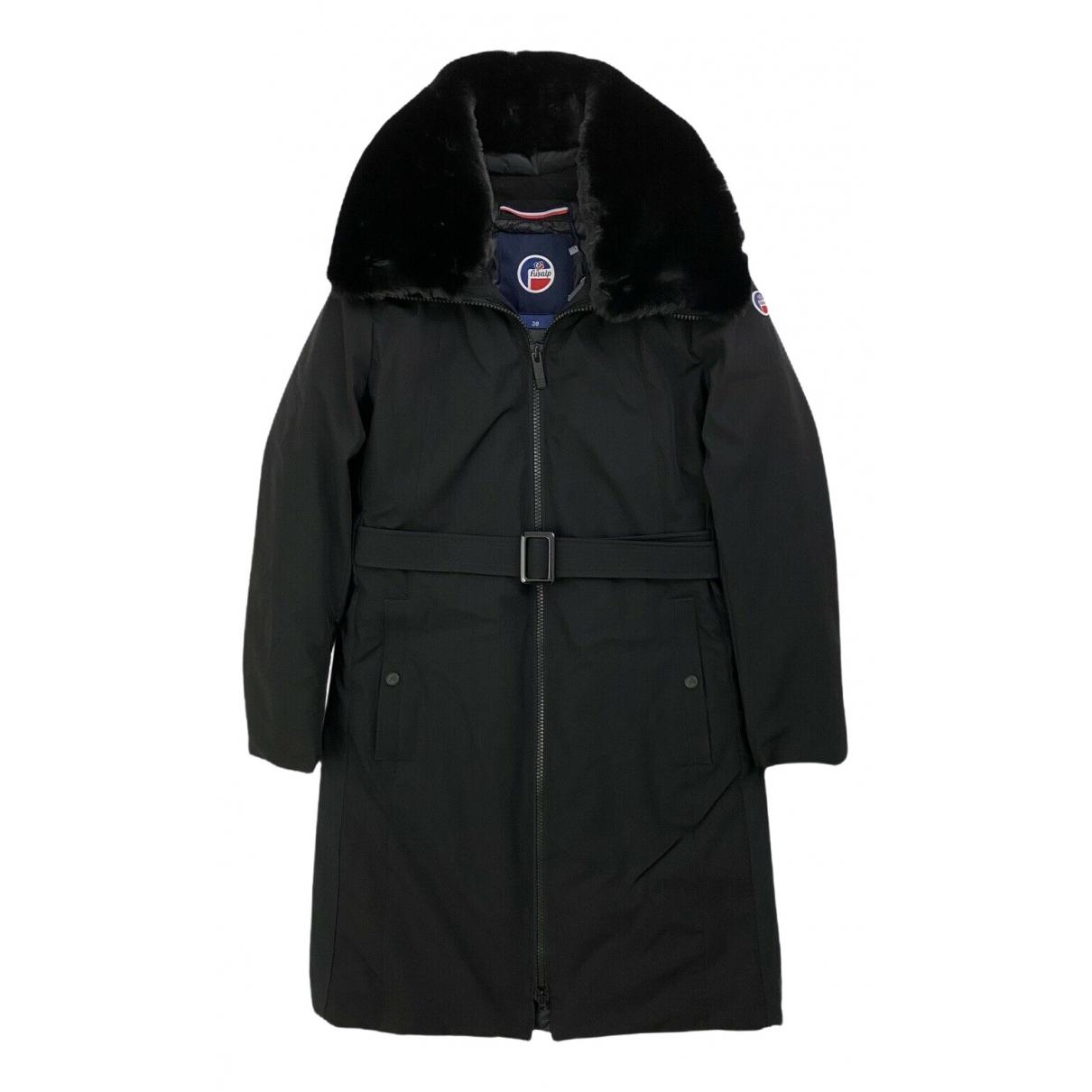 Fusalp \N Black coat for Women 38 FR