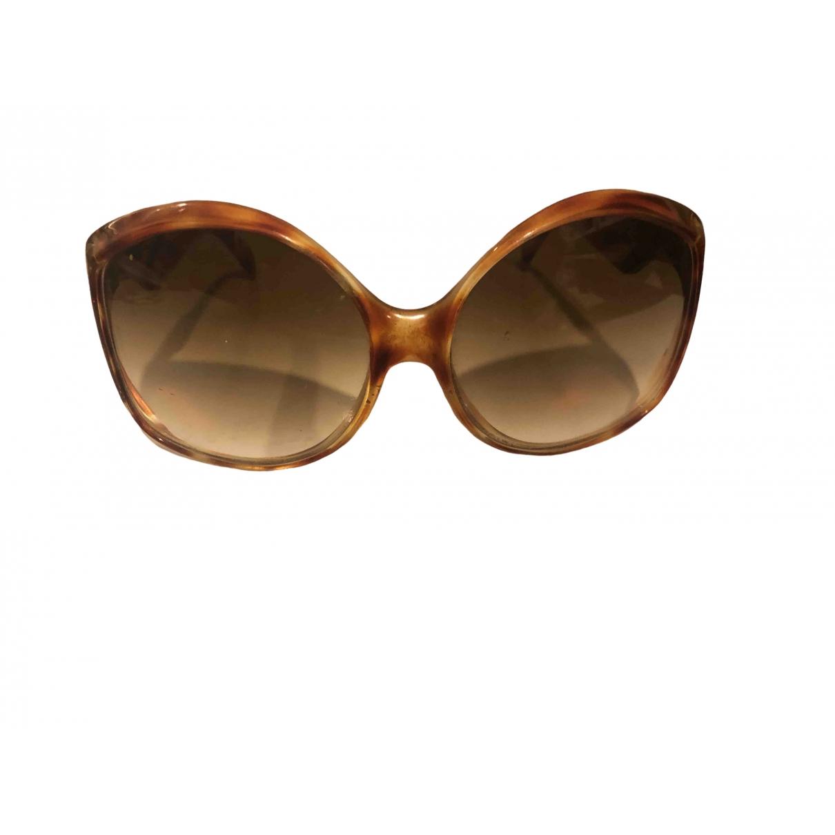 Christian Dior - Lunettes   pour femme - marron