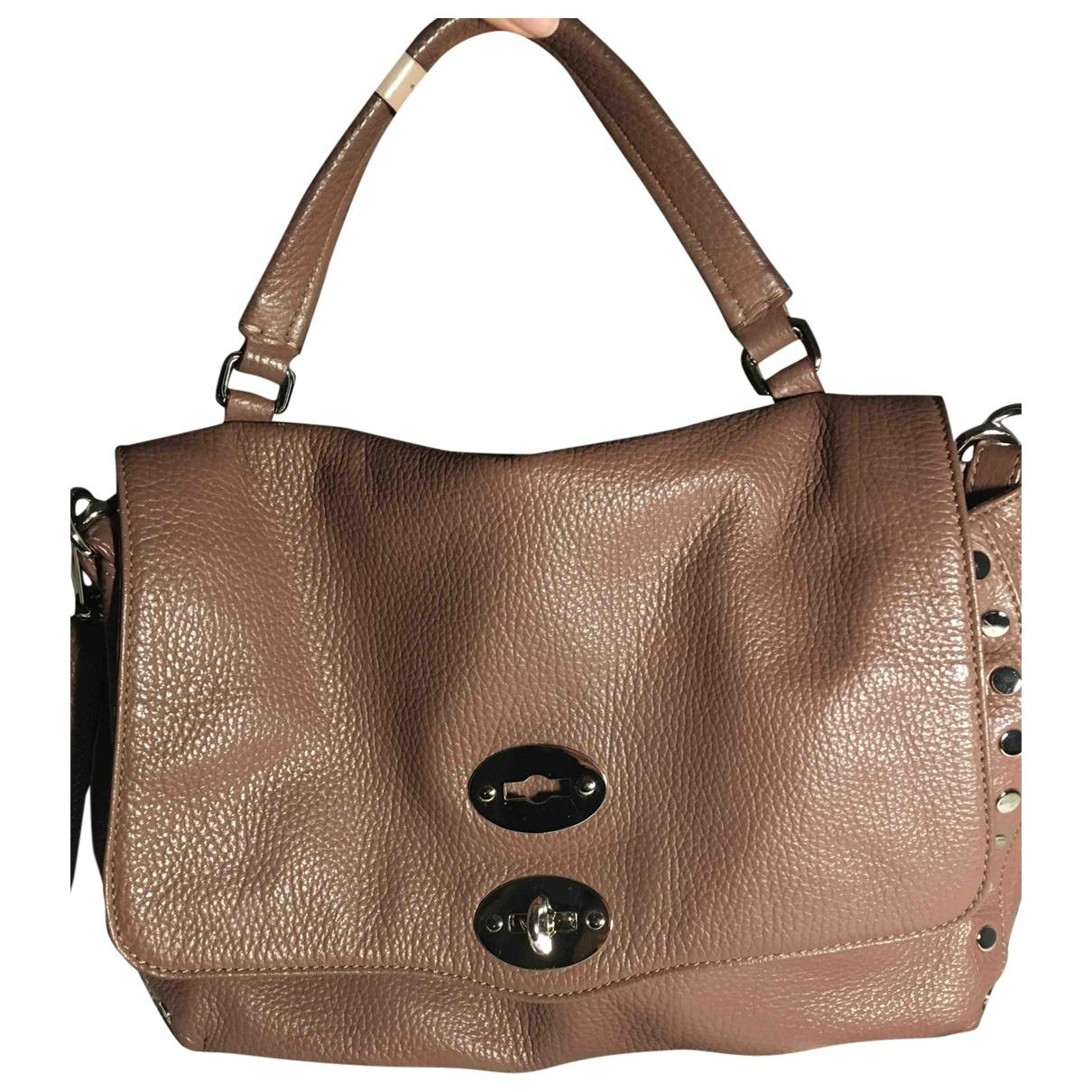 Zanellato \N Leather handbag for Women \N
