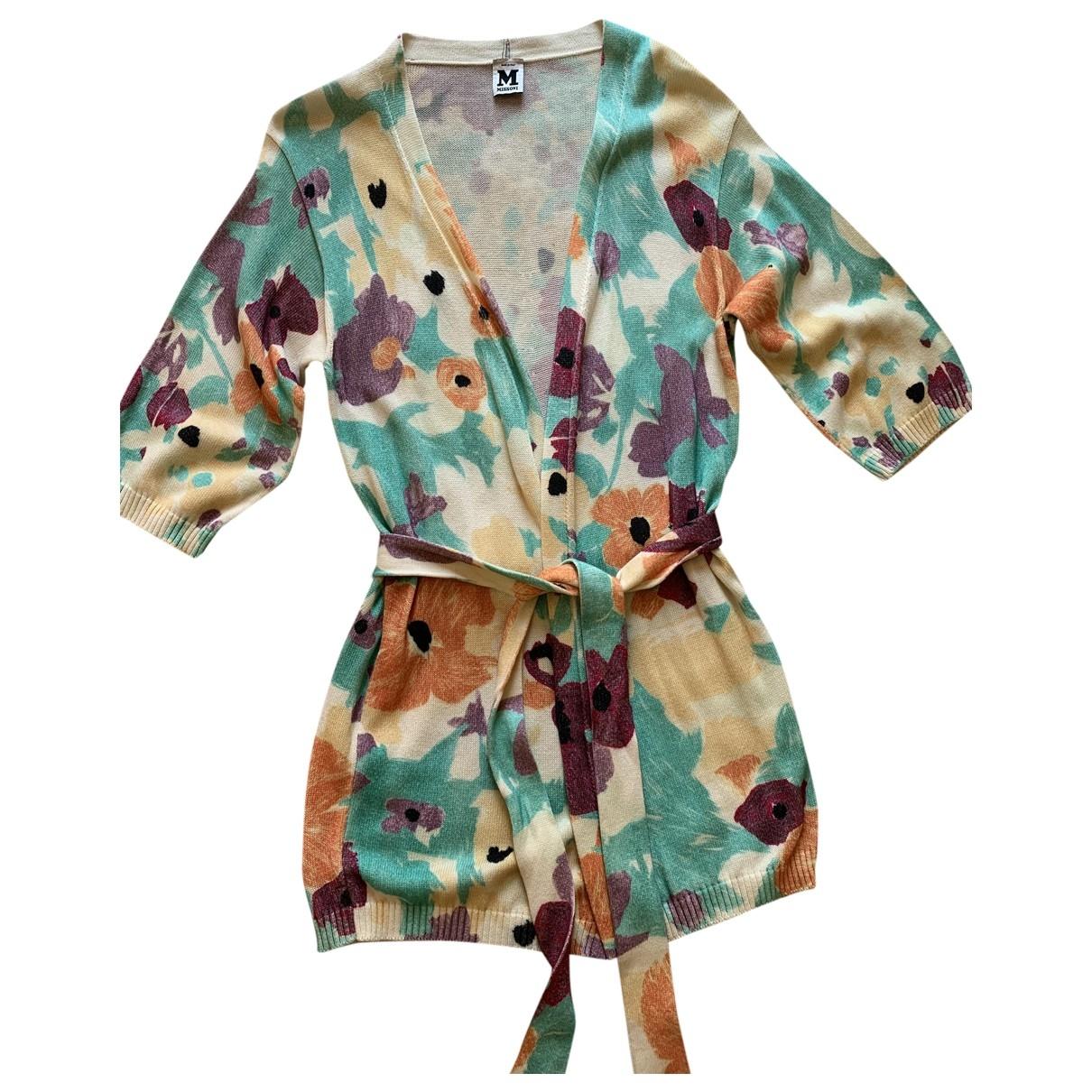 M Missoni \N Multicolour Cotton Knitwear for Women 42 IT