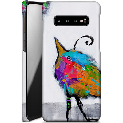 Samsung Galaxy S10 Plus Smartphone Huelle - Two Cute Chicks von Jenny Foster