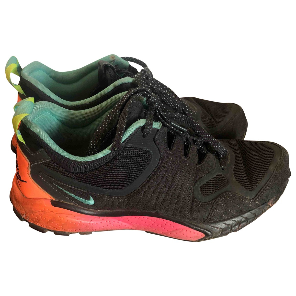 Nike \N Cloth Trainers for Men 11.5 US
