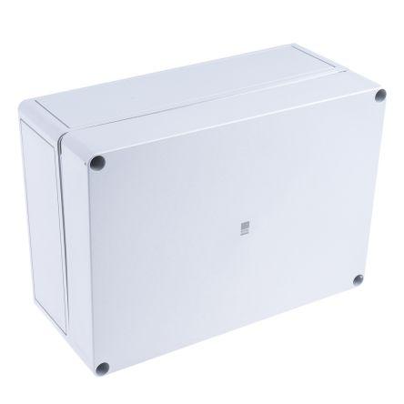 Rittal PK, Grey Polycarbonate Enclosure, IP66, 254 x 111 x 180mm