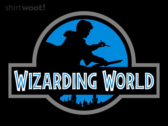 Wizarding World T Shirt