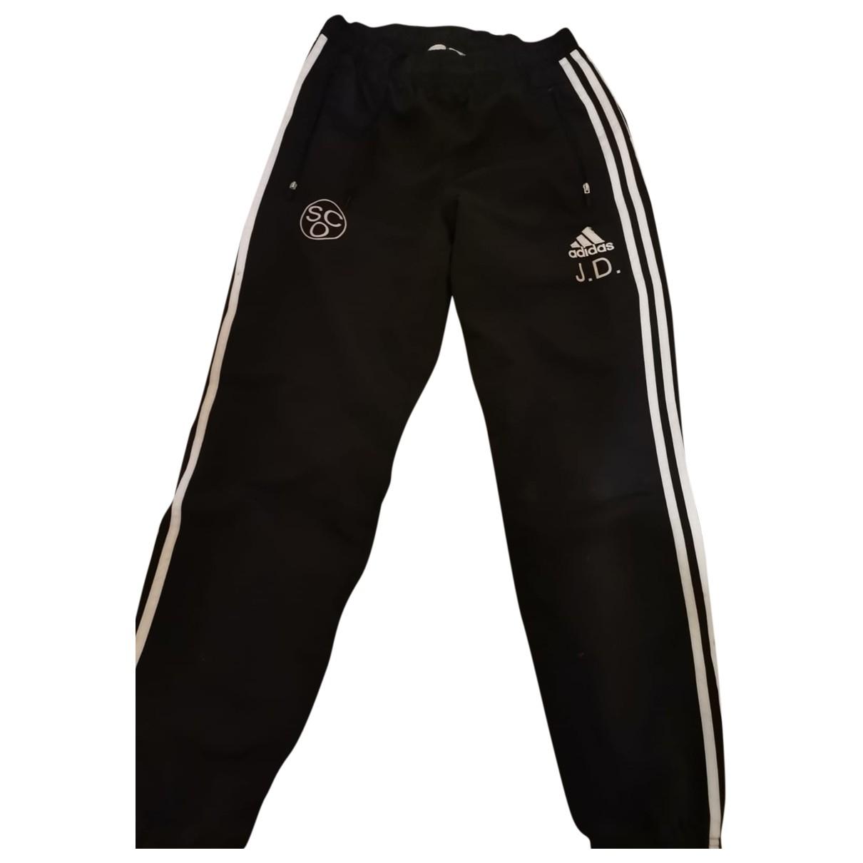 Adidas \N Black Trousers for Women 34 FR