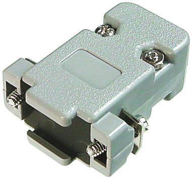 ASSMANN WSW PC D-sub Connector Backshell, 25 Way (5)