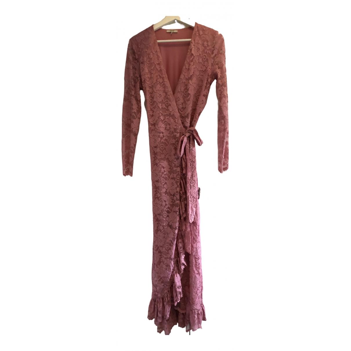 Maxi vestido Fall Winter 2019 Ganni