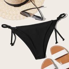 Bikini Hoschen mit seitlichem Band