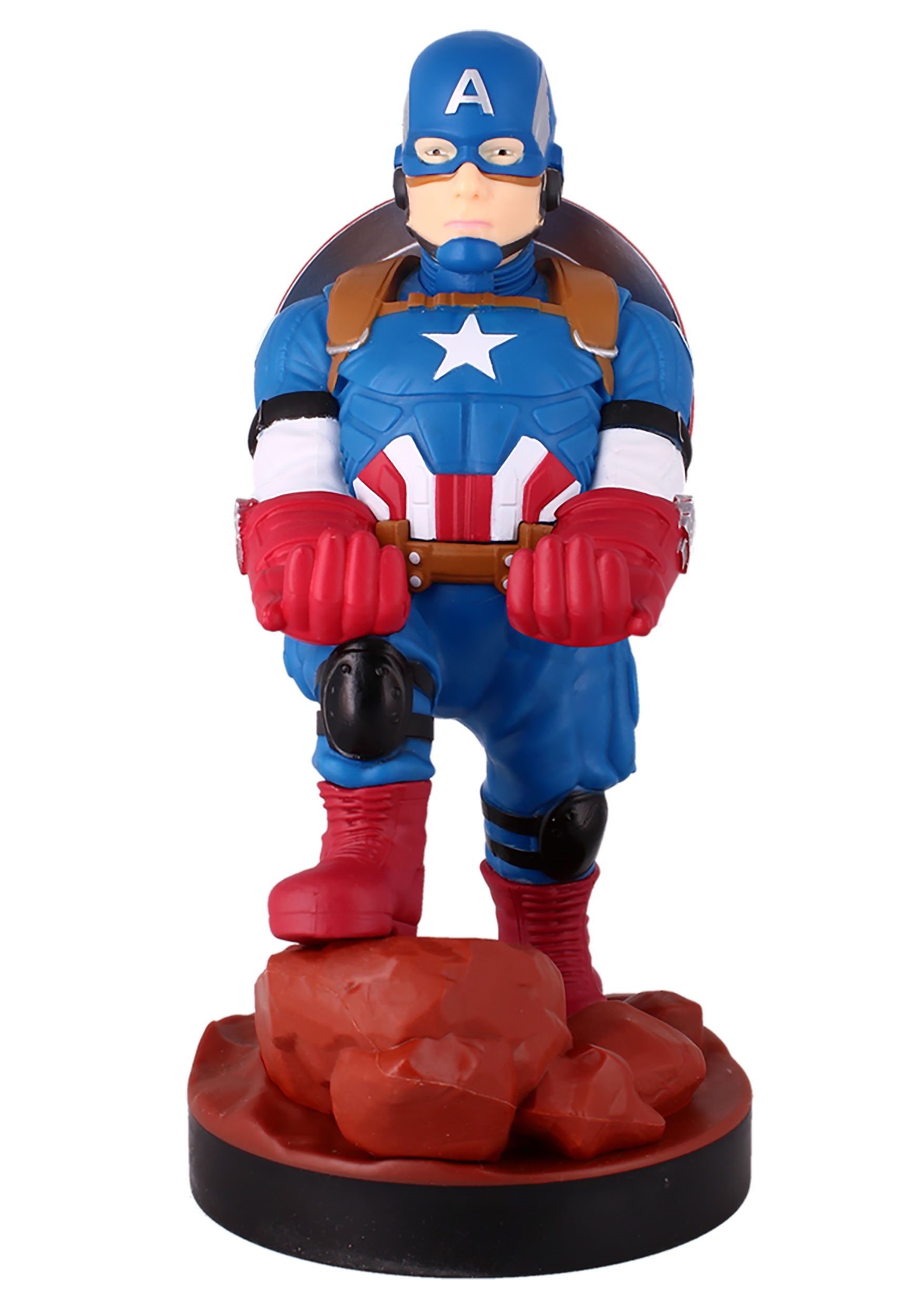 Marvel Captain America Cable Guy Phone & Controller Holder
