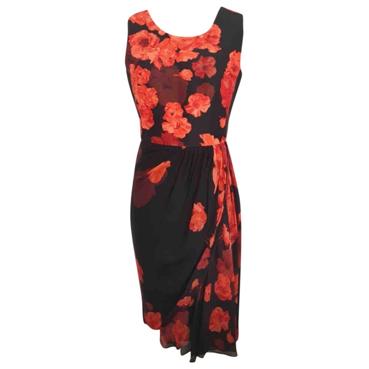 Giambattista Valli N Red Silk dress for Women S International
