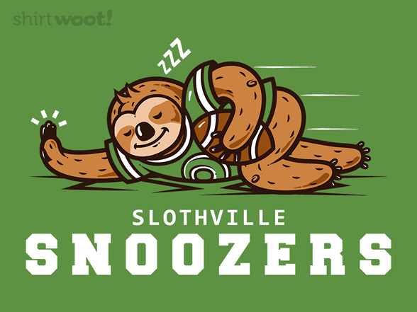 Snoozers T Shirt
