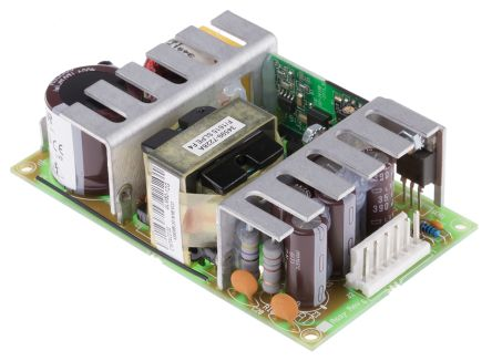 SL POWER CONDOR , 50W Embedded Switch Mode Power Supply SMPS, 12V dc, Open Frame