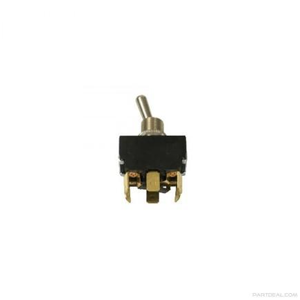 Pollak 34-580P - Toggle Switch   11/16 Std., 20 A