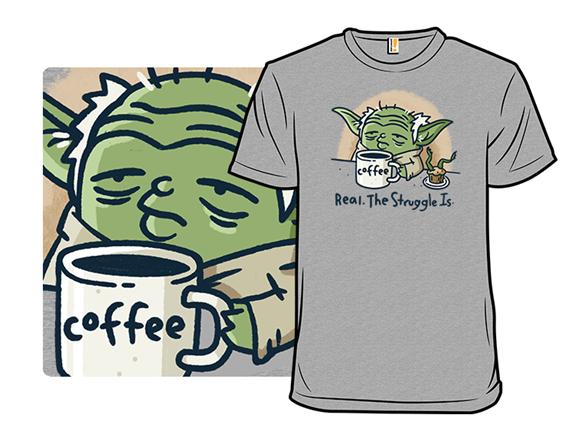 The Struggle Remix T Shirt