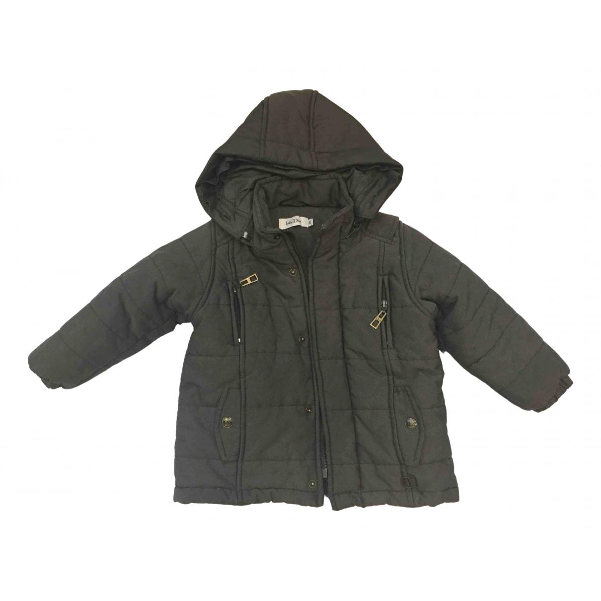 Dior - Blousons.Manteaux   pour enfant - gris