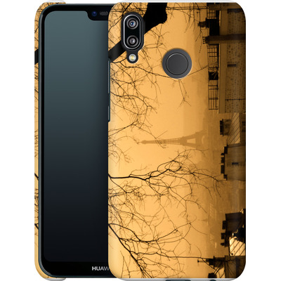Huawei P20 Lite Smartphone Huelle - Paris von caseable Designs