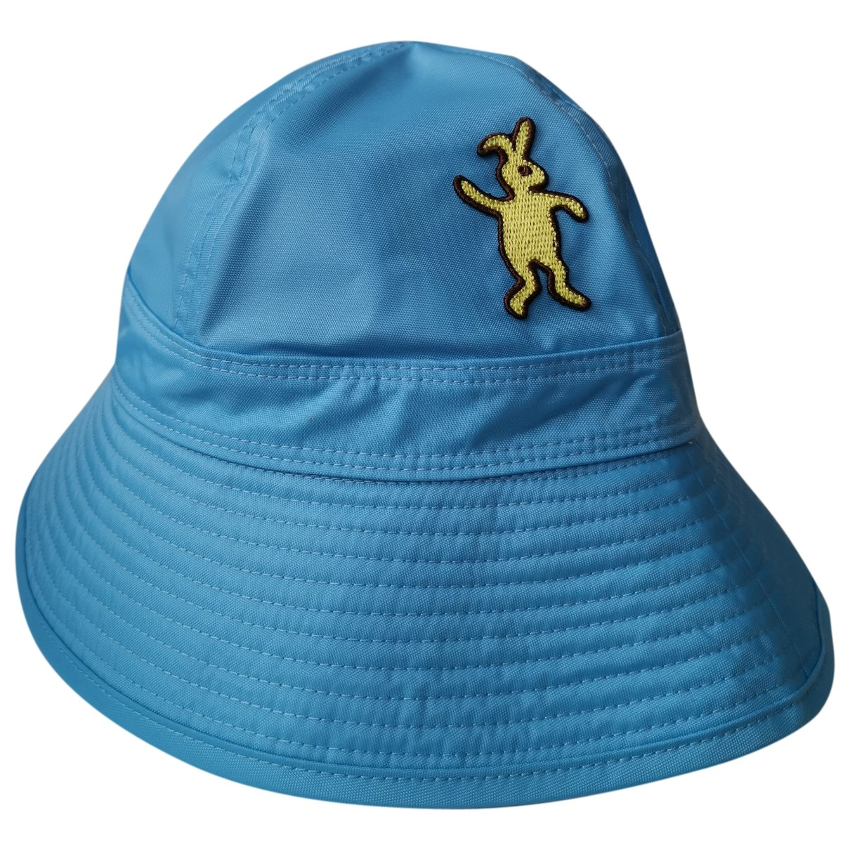 Marni - Chapeau & Bonnets   pour homme en toile - bleu