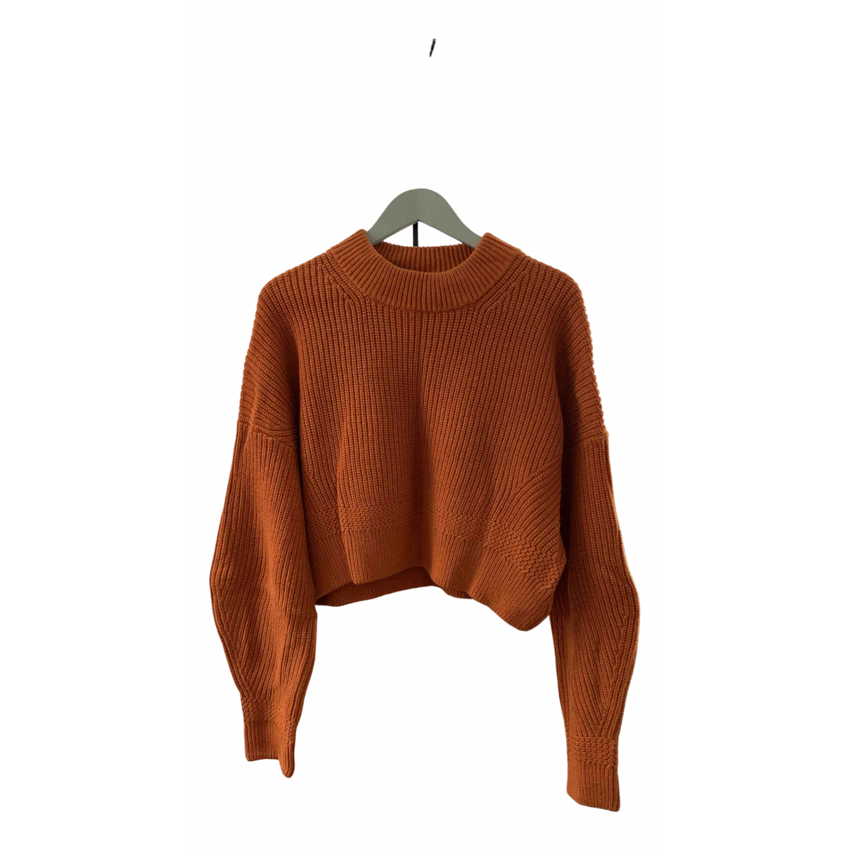 & Other Stories - Pull   pour femme - orange