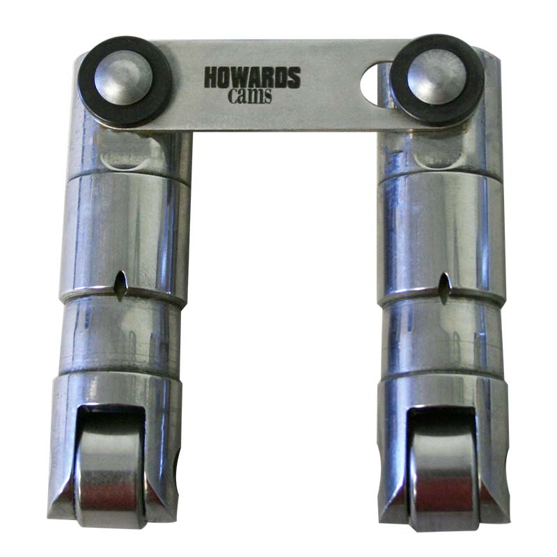 Hydraulic Roller Retro-Fit ProMax High RPM Lifters; Chevy Gen III (LS-Series) Howards Cams 91175-2 91175-2