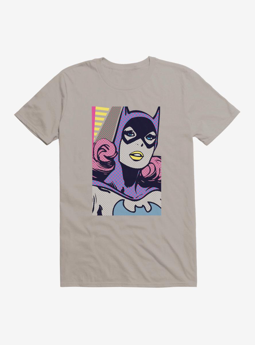DC Comics Batman Batgirl Comic T-Shirt