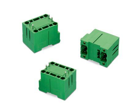 Wurth Elektronik , WR-TBI, 335, 14 Way, 2 Row, Vertical PCB Header (30)