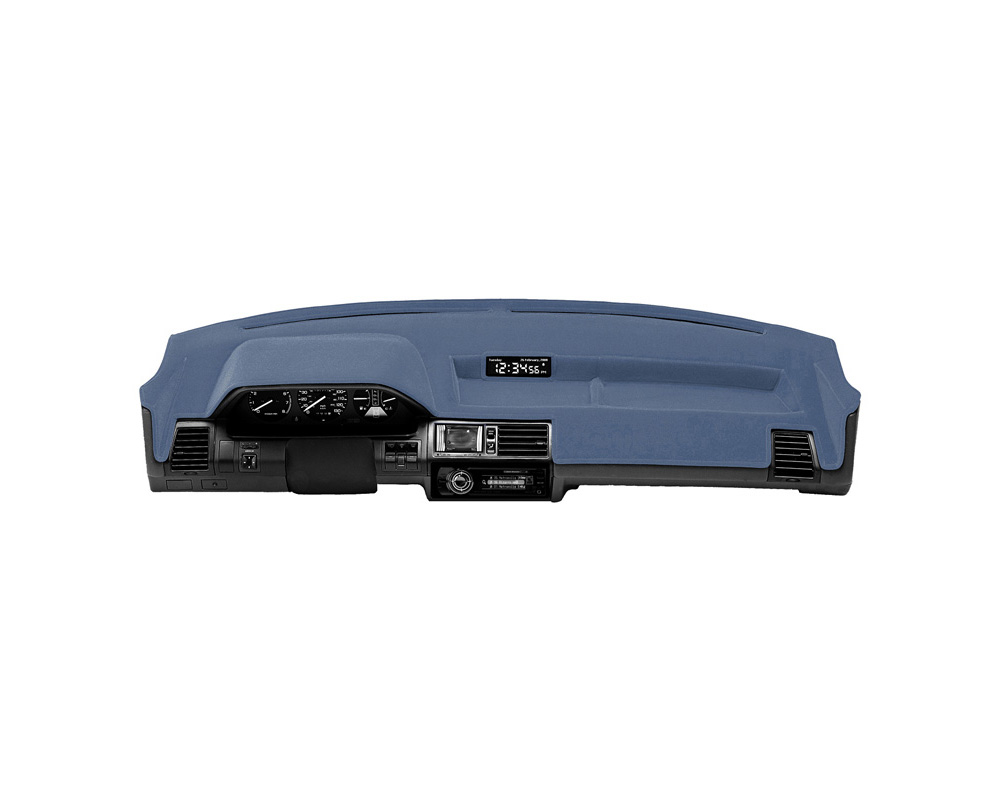 Cover King Custom Tailored Polycarpet Dashboard Cover Medium Blue Chrysler Town & Country 2005-2007